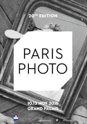 Paris Photo 2016 Weekend du 10 Novembre