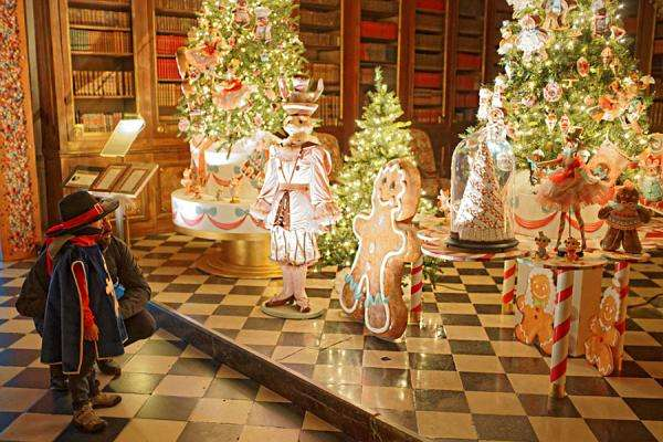 Once upon a time… Christmas time at Vaux-Le-Vicomte