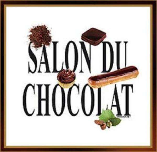 Salon du Chocolat October 28th to November 1st