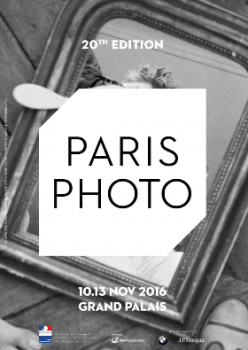 Paris Photo 2016 Weekend of November 10th