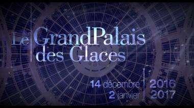 LE GRAND PALAIS DES GLACES 2016 – GRAND PALAIS