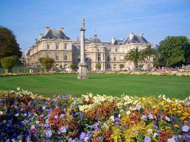 In our neighborhood: The Luxembourg Gardens